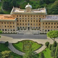 Дворец губернатора Ватикана :: Natali Positive