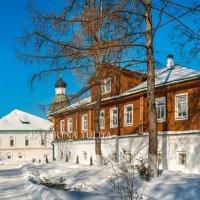 Покровская церковь :: Юлия Батурина