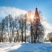 Колокольня в Слободе :: Юлия Батурина