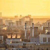 Закатная перспектива :: Valeriy(Валерий) Сергиенко