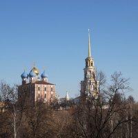 Рязанский кремль :: Lersa