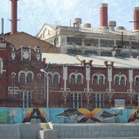 электростанция г. Астрахани с 1916 г. :: Евгения Чередниченко