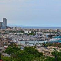 Порт Барселоны :: Татьяна Ларионова