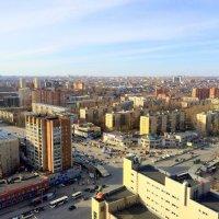 Вид на город :: Марина Таврова