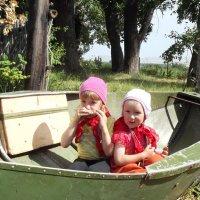 Двое в лодке :: Светлана Рябова-Шатунова
