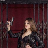 Armed and very dangerous. :: Сергей Гутерман