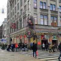 Madame Tussauds Amsterdam :: Елена Зинченко Helen of Troy