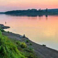 Река :: Александр Семен