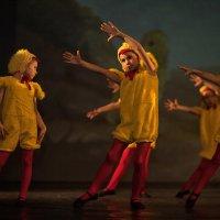 Детская студия хореографии Бекишевой :: Тимур Кострома ФотоНиКто Пакельщиков