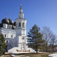 Храм Николая Чудотворца во Владычной стороне :: Нина Кутина