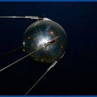 Первый искусственный спутник Земли :: san05   Александр Савицкий