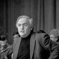 Н. Я. Эйдельман - советский историк и писатель, пушкинист. :: Игорь Олегович Кравченко