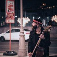 Уличный музыкант :: Cristof Hill