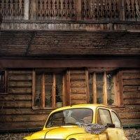 Happy car :: Cristof Hill