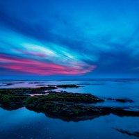 Морской пейзаж :: Alex Molodetsky