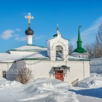 Сретенская церковь в Слободе :: Юлия Батурина