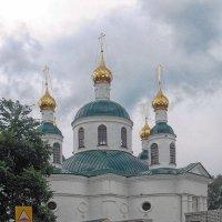 Церковь Феодоровской иконы Богоматери (1818) :: Галина Каюмова