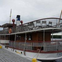 Оригинальные финские пароходы, созданные вручную,  S/S Punkaharju и S/S Savonlinna :: Елена Павлова (Смолова)