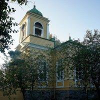 Пиккукиркко (Маленькая церковь) :: Елена Павлова (Смолова)