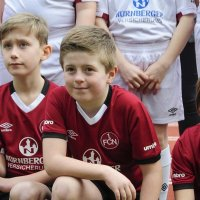 Внук Юлиан на любимом  футболе... :: backareva.irina Бакарева