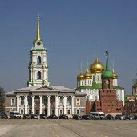 Тульский кремль :: Natalia