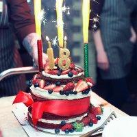 торт авторская работа :: Лилия .