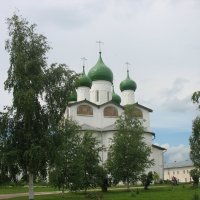 Николо-Вяжищский монастырь. :: Татьяна Гусева