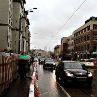 И дождь смывает все... зимы :: Alex Sash