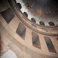 В Храме Гроба Господня (храм Воскресения) :: Елена Третьякова