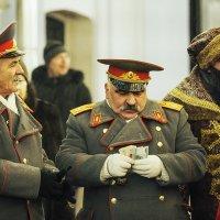Пенсионные... :: Валерий Гришин