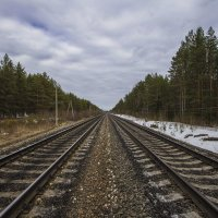 Северная магистраль. :: Андрей Дурапов