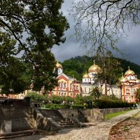 Ново-Афонский монастырь :: Виолетта