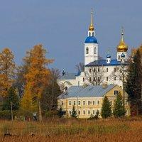 Череменецкий Иоанно-Богословский монастырь :: skijumper Иванов
