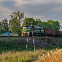 Железная дорога :: Игорь Сикорский
