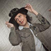 Девушка в шляпе :: Дмитрий Кузнецов