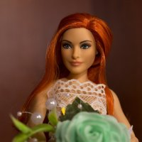 Портретная кукла Бекки Линч :: Элен Шендо
