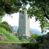 Часовая башня 1752 года - наследие Османской империи :: Наталья Т