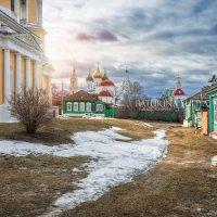 Весна в Коломне :: Юлия Батурина