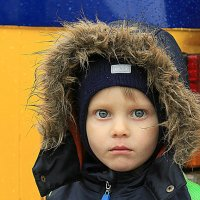 переполнение чувств, ах, эти детские глаза :: Олег Лукьянов