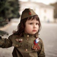 Солдатик Томочка :: Екатерина Стопкина