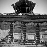 Старый Ярославль, уходящая натура :: Николай Белавин