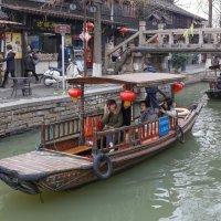 Город на воде Чжуцзяцзяо :: Владимир Леликов