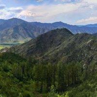 Перевал Чике-Таман :: Виктор Четошников
