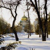 Сквер у Успенского собора :: Вячеслав & Алёна Макаренины