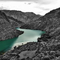 река Нарын :: santamoroz