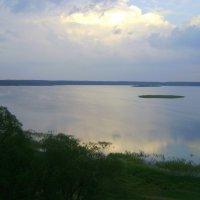 Северный жемчуг. Озеро Соломено :: Марина Домосилецкая
