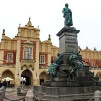 Памятник Адаму  Мицкевичу. :: vodonos241