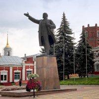 Ленин в Ельце. Липецкая область :: MILAV V