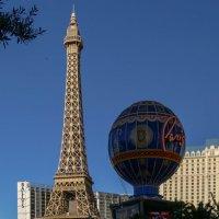 Отель Париж в Лас Вегасе (Hotel Paris Las Vegas) :: Юрий Поляков