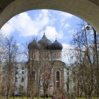 Храм Покрова Пресвятой Богородицы в Измайлове :: Татьяна Лобанова